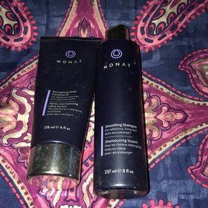 Monat Smoothing Shampoo & Deep Conditioner